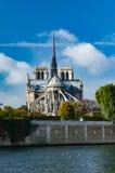 Notre Dame Cathedral, Paris. Paris, France. November 14, 2005 Stock Photos