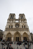 Notre Dame Cathedral, Paris, Frankreich Stockfoto