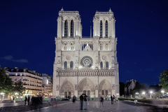 Notre-Dame Cathedral Royalty Free Stock Image