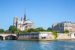Notre Dame Cathedral Paris Stock Photos