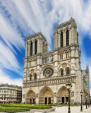 Notre Dame Cathedralis Stock Photography