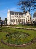 Eglise Notre-Dame du Sablon Stock Images