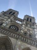 Notre Dame Church an einem Frühlings-schönen Tag Lizenzfreies Stockfoto