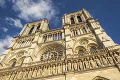 Notre dame Royalty Free Stock Photos