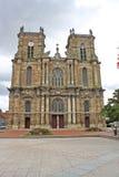 Notre Dame church, Vitry le Francois Royalty Free Stock Photography