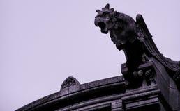 Notre Dame Creature Stock Photo