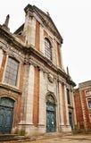 Notre-Dame d' Harscamp inNamur. Belgium Stock Images