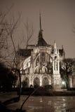 Notre Dame de巴黎 免版税图库摄影