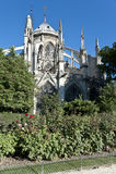 Notre-Dame de Παρίσι Στοκ Φωτογραφίες