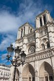 Notre Dame de巴黎 库存图片
