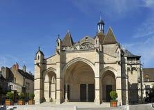 Notre Dame de Beaune Stock Images