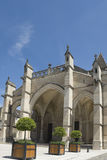Notre-Dame de Beaune Royalty Free Stock Image