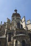Notre-Dame de Beaune Stock Photography
