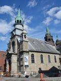 Notre-Dame-de-Bon-Secours kapell Royaltyfri Foto