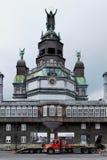 Notre Dame de Bon-Secours, Montreal, Quebec, Kanada Arkivfoton