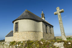 Notre-Dame de Bonne Espérance Chapel Stock Image