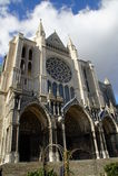 Notre Dame de Chartres Stock Images