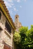 Notre Dame de consolação em França Fotografia de Stock Royalty Free
