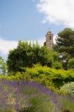 Notre Dame de consolation在法国 库存照片