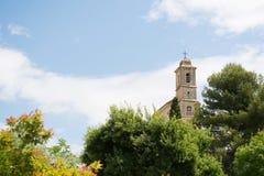 Notre Dame de consolation在法国 免版税库存图片