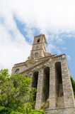 Notre dame de consolation in France Stock Image