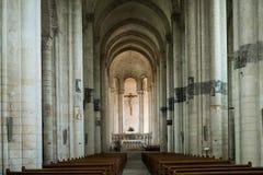 Notre Dame de Cunault Stock Photo