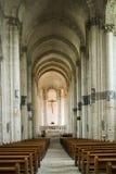 Notre Dame de Cunault Stock Photos