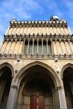 Notre-Dame de Dijon royalty free stock photos