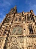Notre-Dame de Estrasburgo Imagenes de archivo