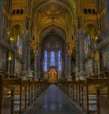 Notre-Dame de Fourvière Royalty Free Stock Photo