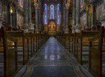 Notre-Dame de Fourvière Royalty Free Stock Photos