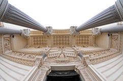 Notre Dame de Fourviere in Lyon Royalty Free Stock Photos