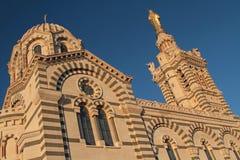Notre-Dame de la Garde Stock Images