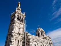 Notre-Dame de la Garde Stock Photography