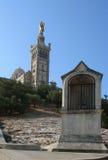 Notre-Dame-de-La-Garde, Francia Immagini Stock