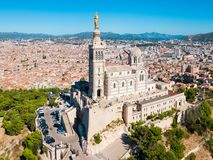 Free Notre Dame De La Garde, Marseille Stock Image - 137140551
