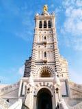 Notre-Dame de la Garde, Marseille, France. Notre-Dame de la Garde basilica, Central Marseilles, France Royalty Free Stock Images