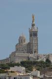 Notre Dame de la Garde, Marseilles, France Stock Image