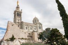 Notre Dame de la Garde Royalty Free Stock Photo