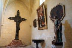 Notre Dame de la Major Church image stock