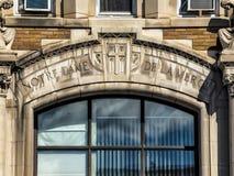 Notre-Dame de la Merci Hospital photo libre de droits