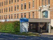Notre-Dame de la Merci Hospital photographie stock