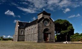 Notre Dame de la Salette - Isla Mauricio Foto de archivo libre de regalías