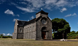 Notre Dame de la Salette - Mauritius royalty free stock photo