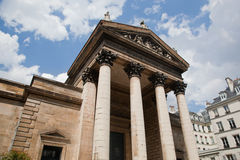 Notre Dame de Lorette, Paris Stock Photography