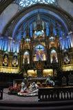 Notre Dame de Montréal Imagen de archivo libre de regalías