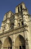 Notre Dame de París Fotografía de archivo libre de regalías