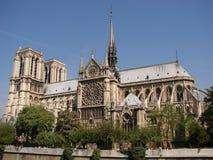Notre Dame de Parigi Fotografie Stock
