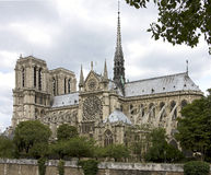 Notre Dame de Paris 1 Stock Photo