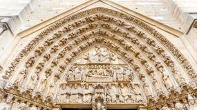 Notre-Dame de Paris Fotos de Stock